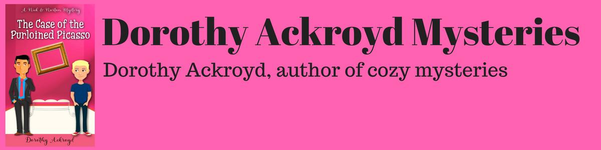 Dorothy Ackroyd Mysteries